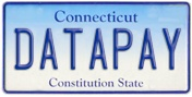 Datapay CT License Plate